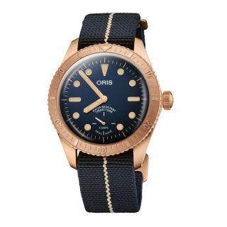 Oris Divers Carl Brashear Cal. 401 Limited Edition