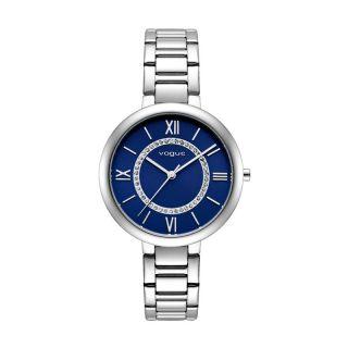 Vogue Zirconia Silver / Blue