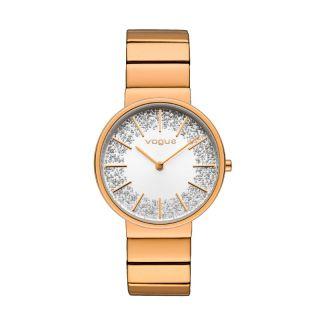 Vogue Glitter Rose Gold