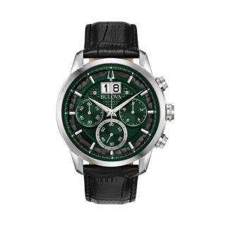 Bulova Classic Green / Black