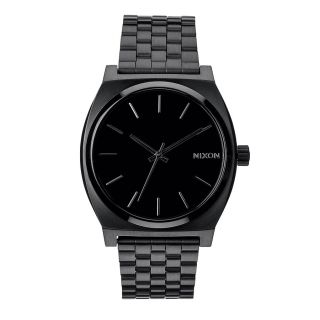 Nixon The Time Teller All Black