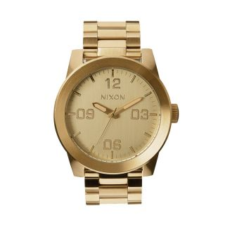 Nixon The Corporal SS Gold