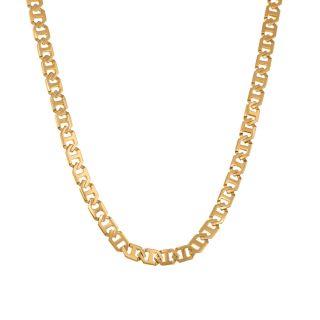 Αλυσίδα λαιμού χρυσή