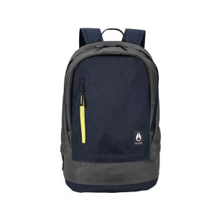 Σακίδιο πλάτης Nixon Traps Backpack Black / Dark Olive / Volt