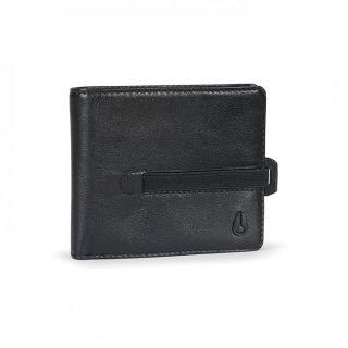 Πορτοφόλι Nixon Be-Fold Spire II Black