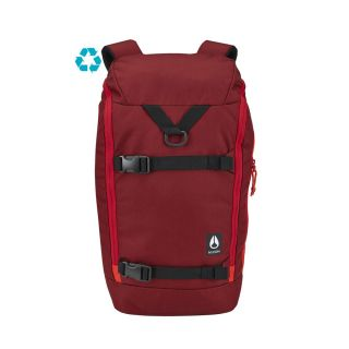 Σακίδιο πλάτης Nixon Hauler Backpack Burgundy / Fire
