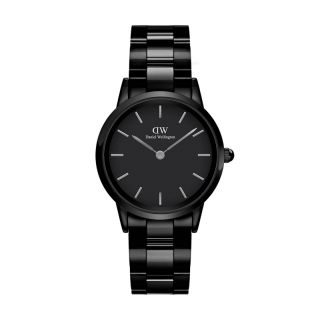 Daniel Wellington Iconic Ceramic Black 32mm