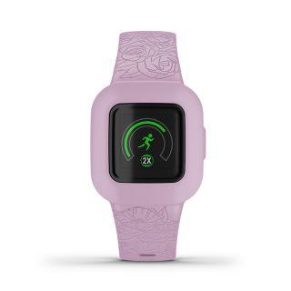 Garmin Vivofit Junior 3 Kids Fitness Tracker Lilac Floral.