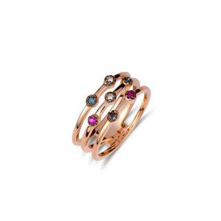 Δαχτυλίδι ρουμπίνι