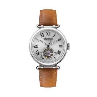 Ingersoll Protagonist Automatic Silver / Brown