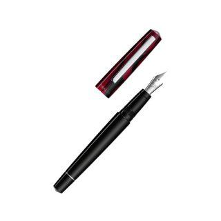 Στυλό Tibaldi Fountain Pen infrangibile Mauve Red