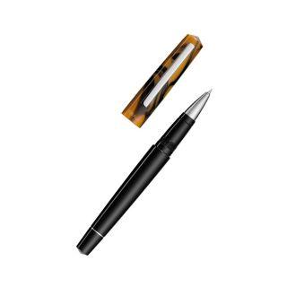 Στυλό Tibaldi Rollerball infrangibile Chrome Yellow