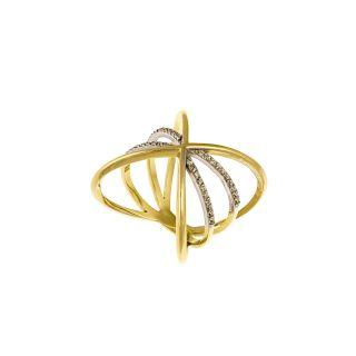 Δαχτυλίδι χιαστί