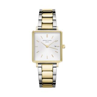 Rosefield The Boxy Two Tone Gold / Silver