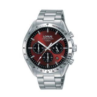 Lorus Sports Tachymeter Red