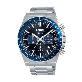 Lorus Sports Tachymeter Blue