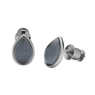 Σκουλαρίκια Skagen Sea Glass Stainless Steel