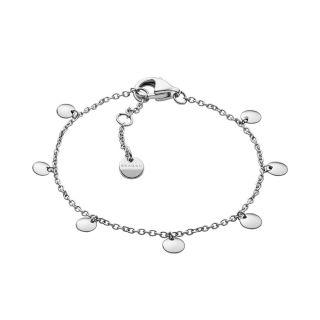 Βραχιόλι Skagen Anette Silver-Tone Charm