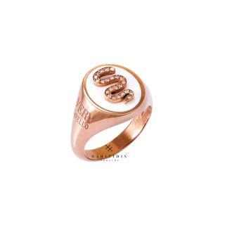Δαχτυλίδι Very Gavello Viper Pave Diamonds