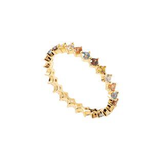 Δαχτυλίδι PDPAOLA Sage Gold