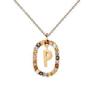 Κολιέ PDPAOLA Letter P