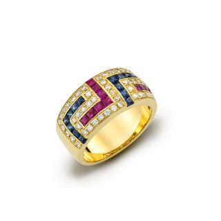 Δαχτυλίδι με μαιάνδρους