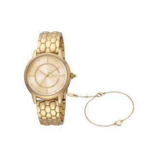 Just Cavalli Valentine's watch set