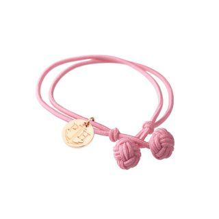 Βραχιόλι Knot Bracelet Pink / Rose Gold