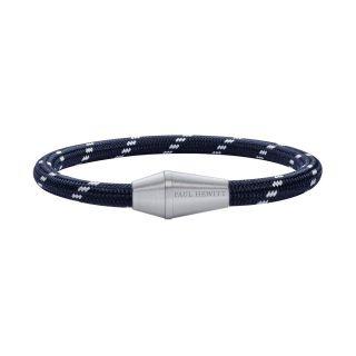 Βραχιόλι Paul Hewitt Conic Blue/Silver